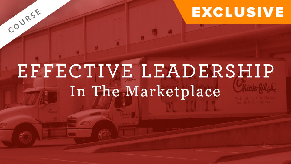 Effective Leadership in the Marketplace