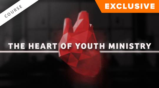 The Heart of Youth Ministry
