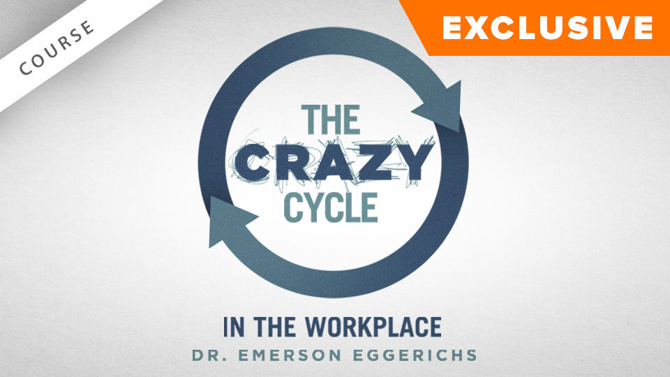 September 13th Workshop -- The Crazy Cycle in the Workplace