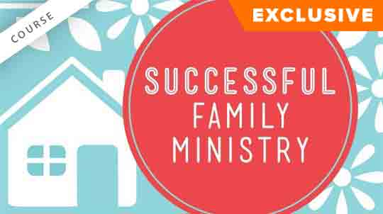 Successful Family Ministry