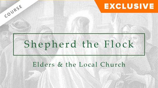 Shepherd the Flock: Elders and the Local Church