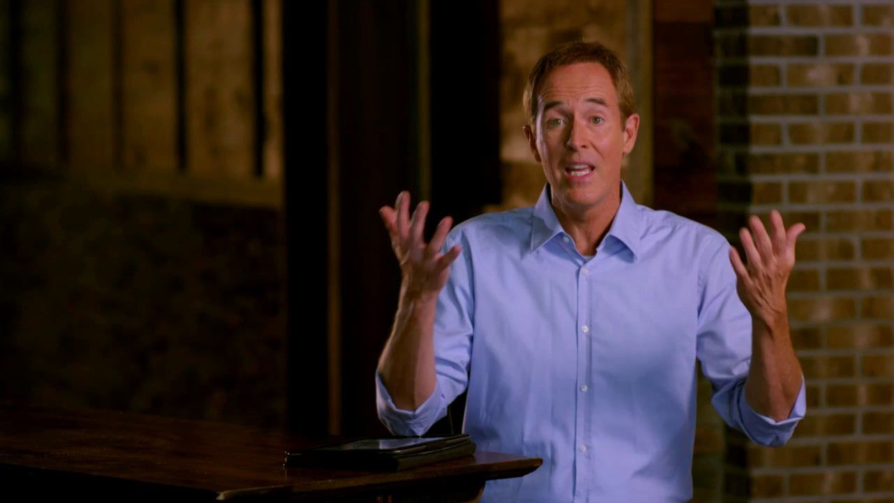 Andy Stanley - Going Wide: Why They Love to Attend
