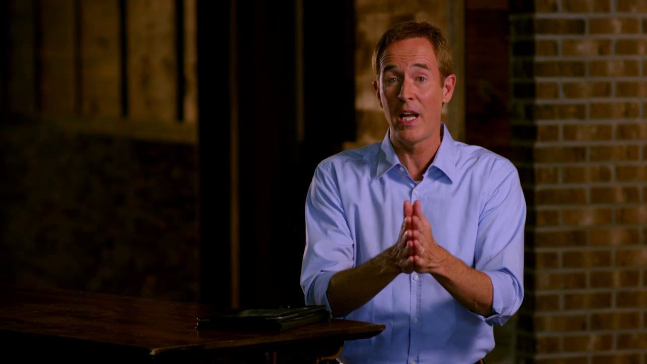 Andy Stanley - Becoming Deep & Wide: Transitioning the Local Church