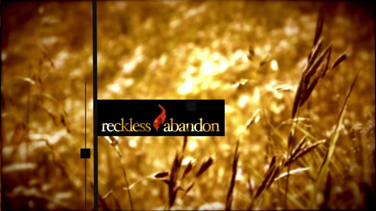 Reckless Abandon Youth Bible Study Trailer