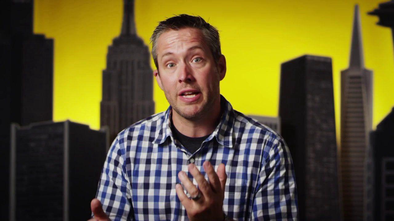 J.D. Greear - Centering Your Church on the Gospel