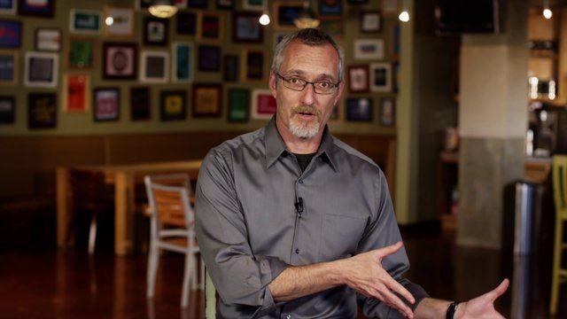 Phil Vischer - Parents vs. Church in Discipling Kids