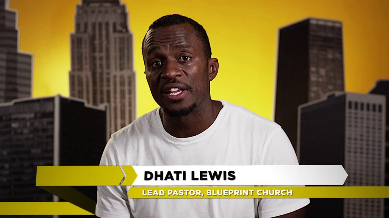 Dhati Lewis - Developing Future Church Planters
