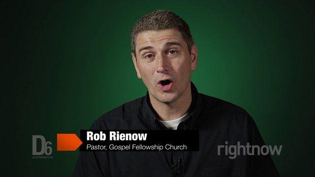 Rob Rienow - Encouragement to Empty Nest/Grandparents