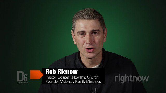 Rob Rienow - Encouragement for Single Parents