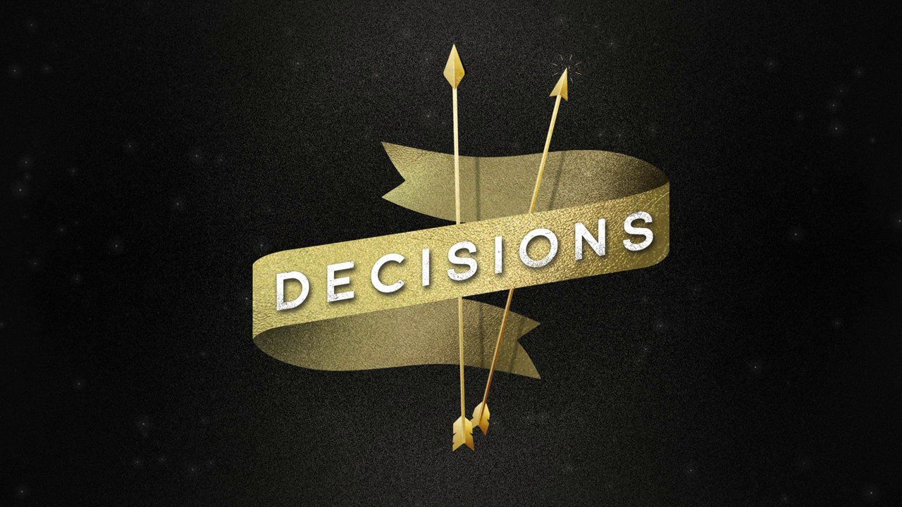 Decisions - Youth Bible Study Trailer