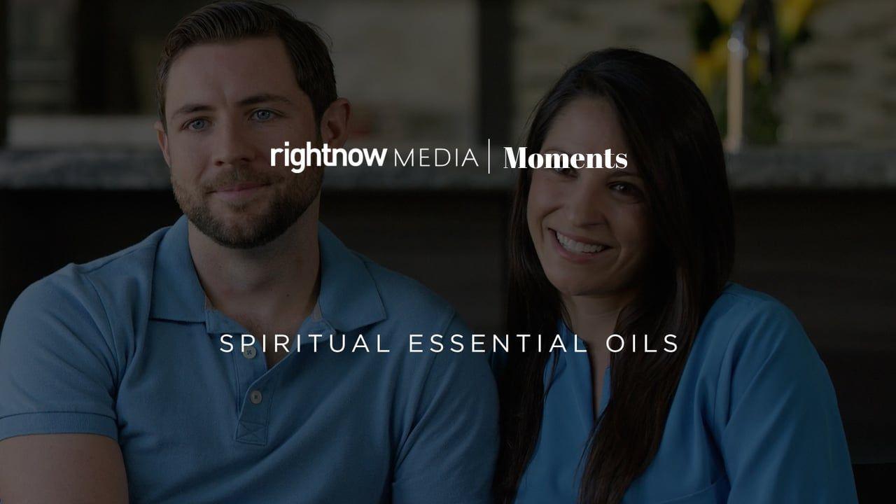 Spiritual Essential Oils