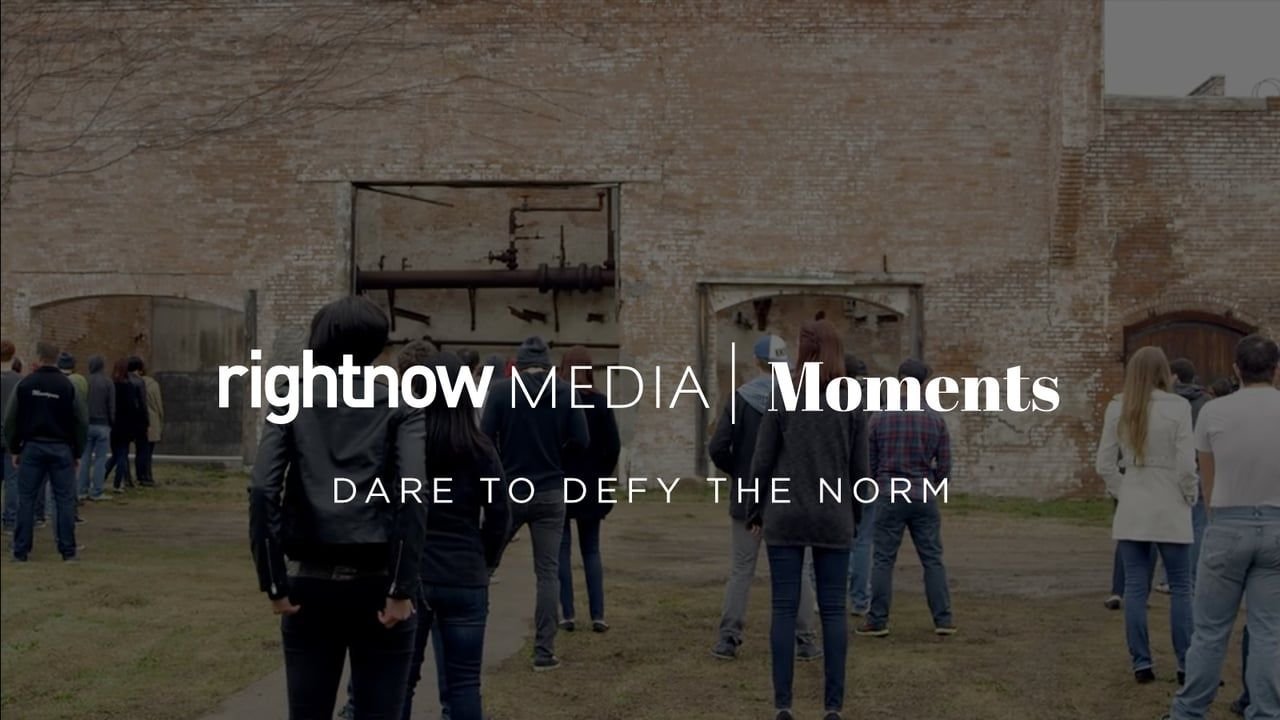 Dare to Defy the Norm