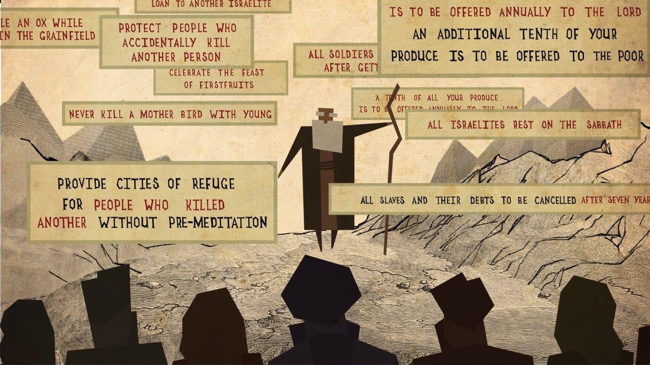Moses' Last Words: Deuteronomy