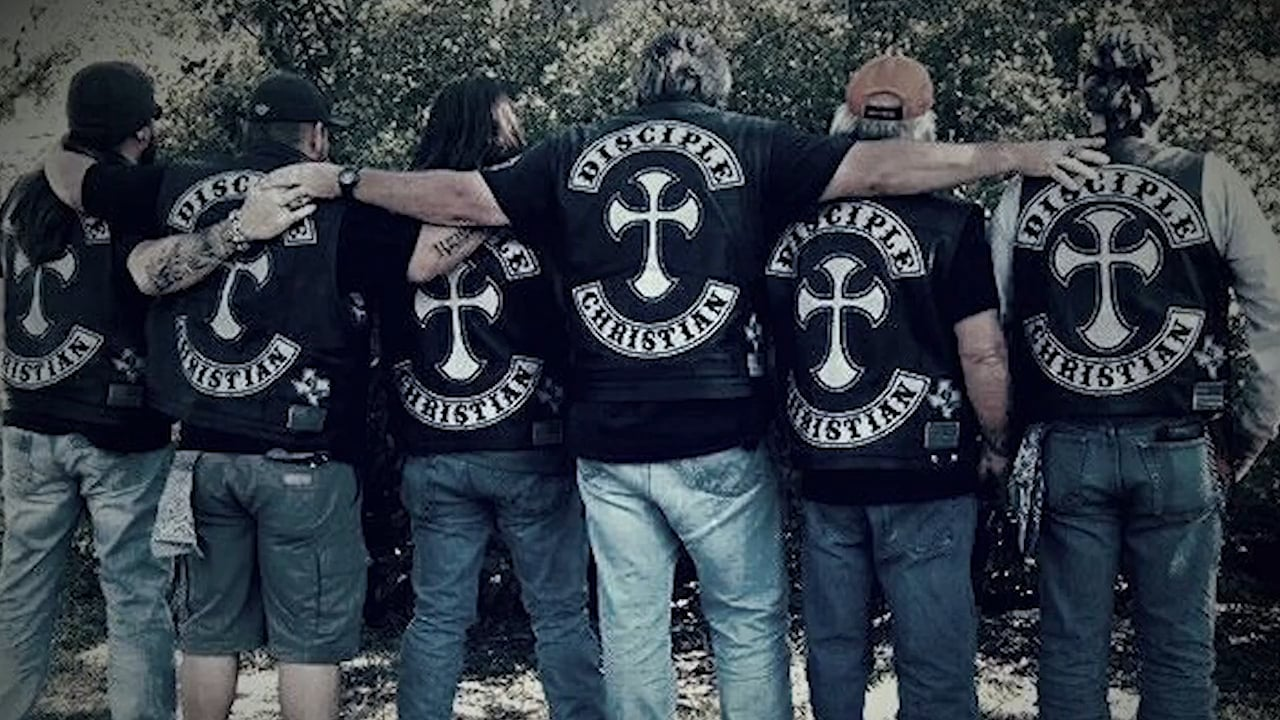 Motorcycle Gang for Jesus