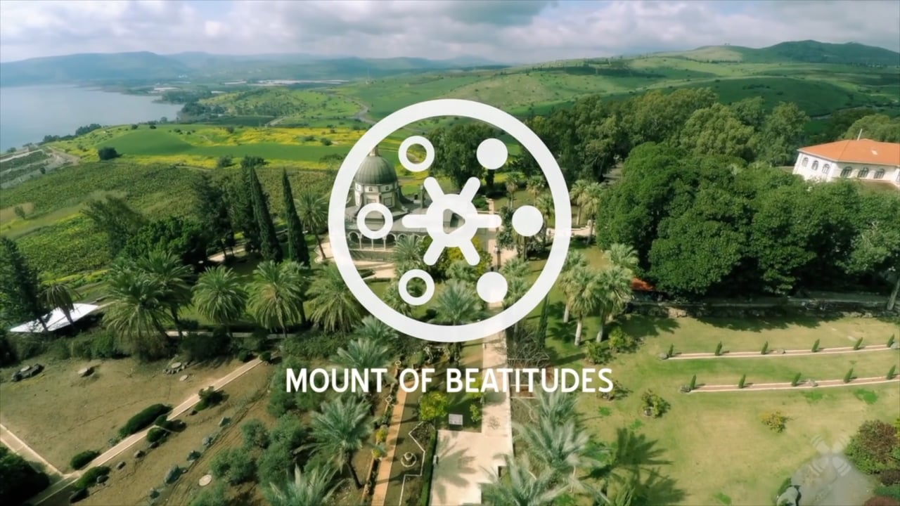 Experience the Mount of Beatitudes