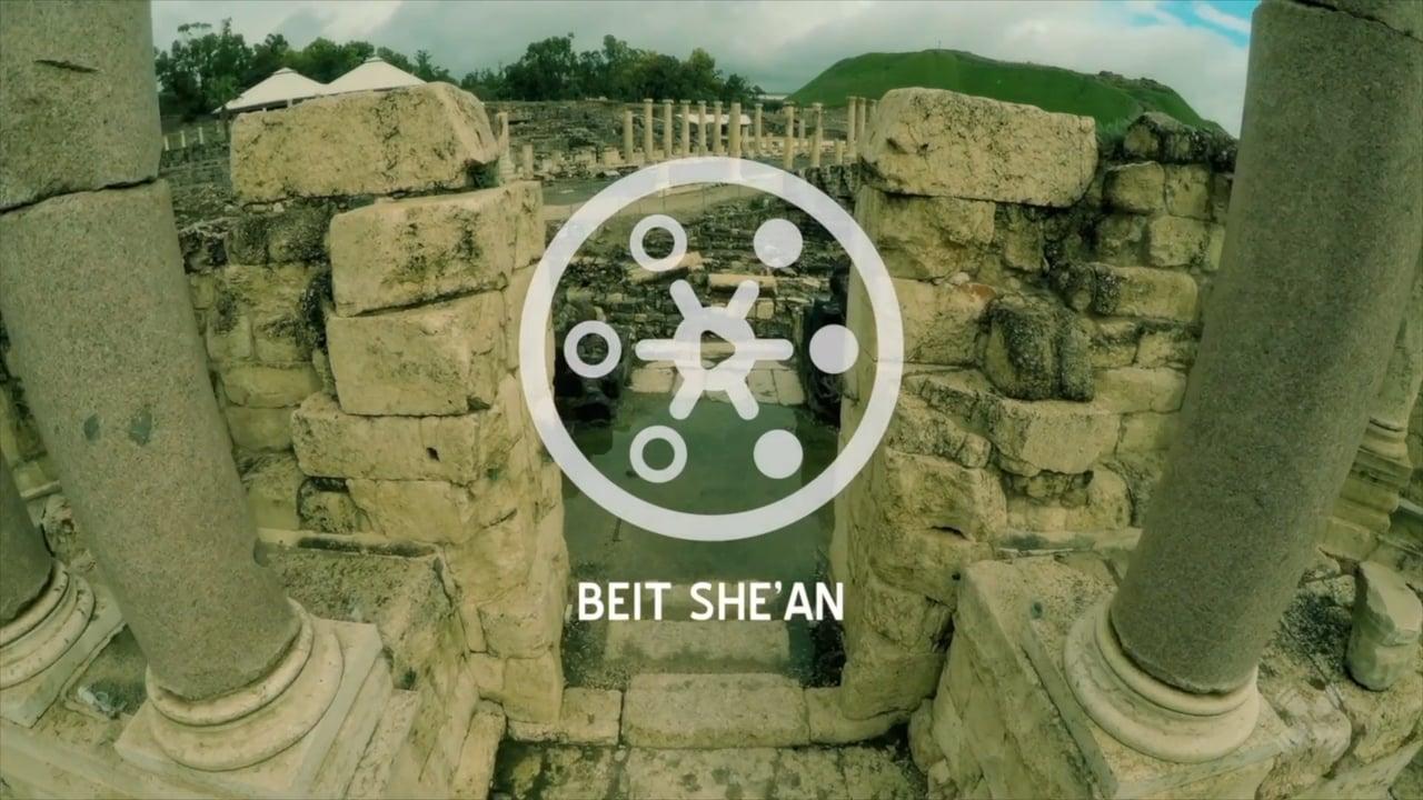 Experience Beit She'An
