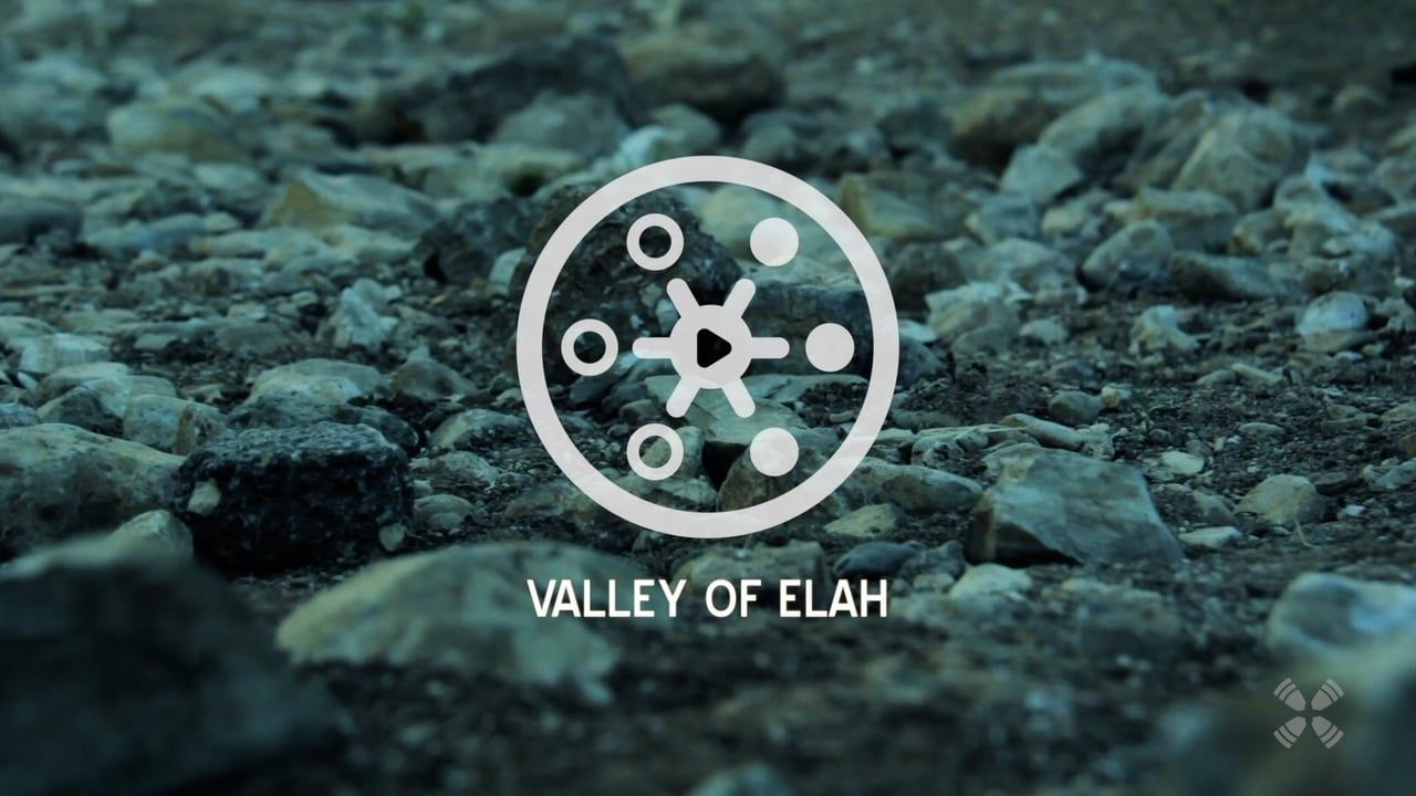 Experience the Valley of Elah