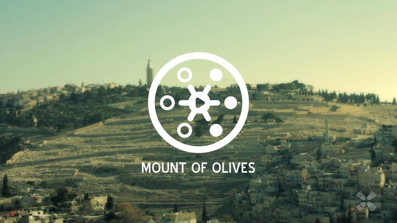 Experience the Mount of Olives
