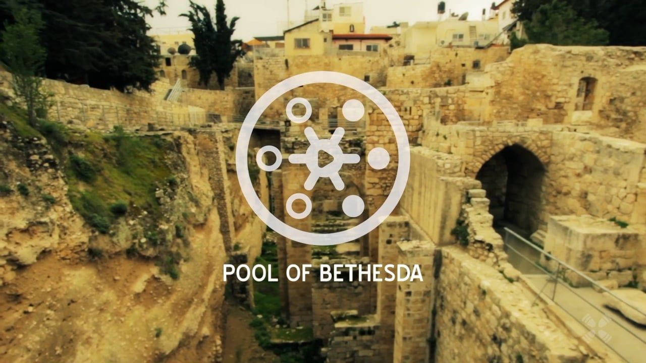 Experience the Pool of Bethesda