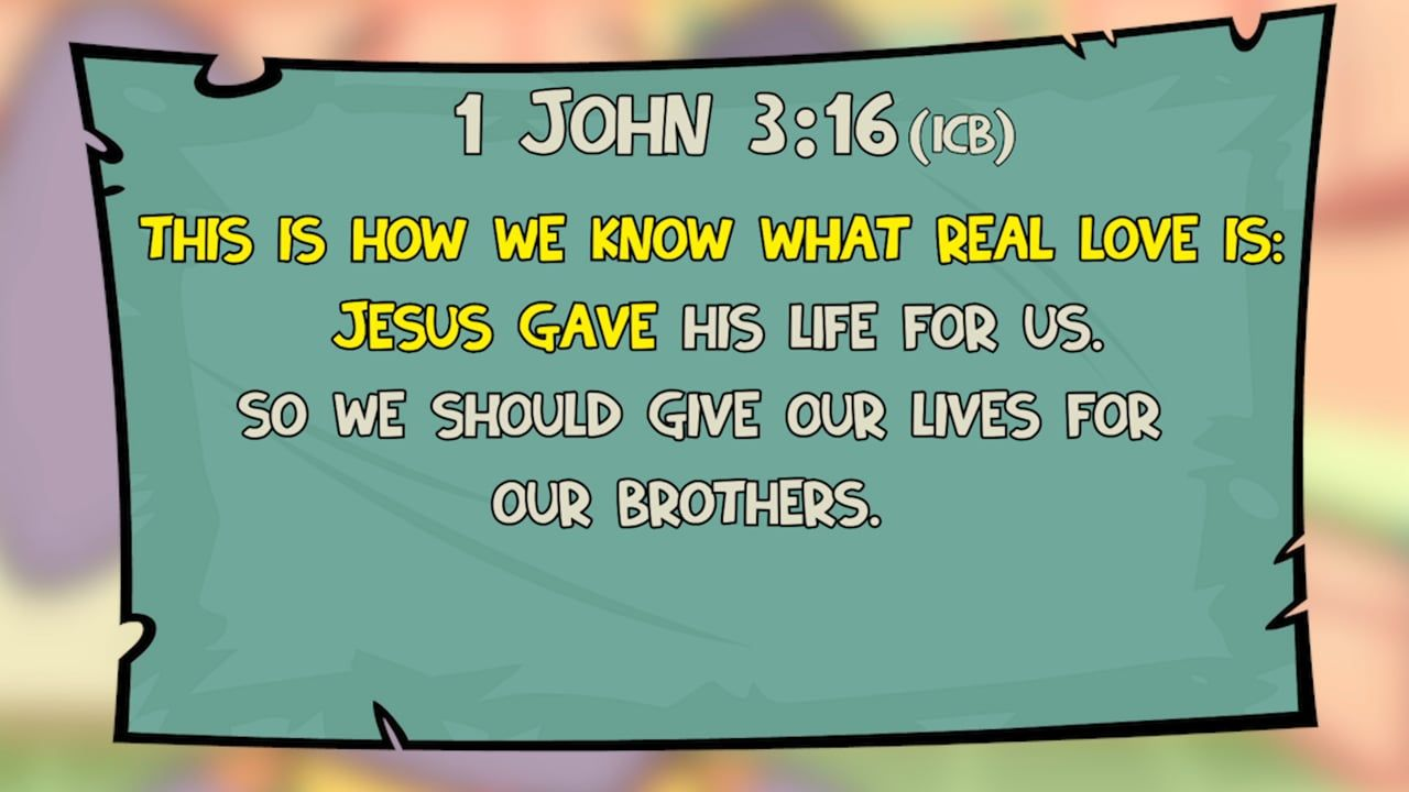 What Is A Christian - 1 John 3:11–18