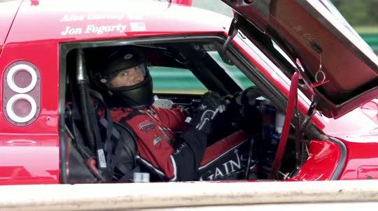 Race Car Comfort