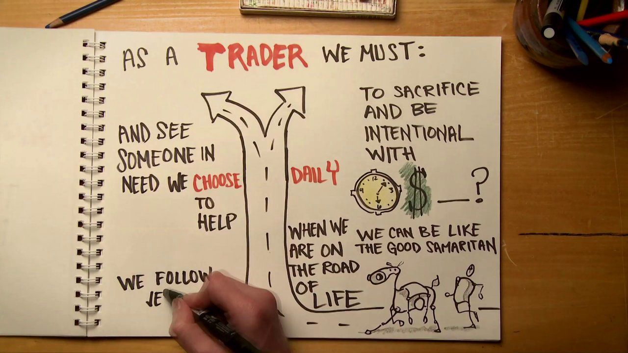 Definition of a Trader
