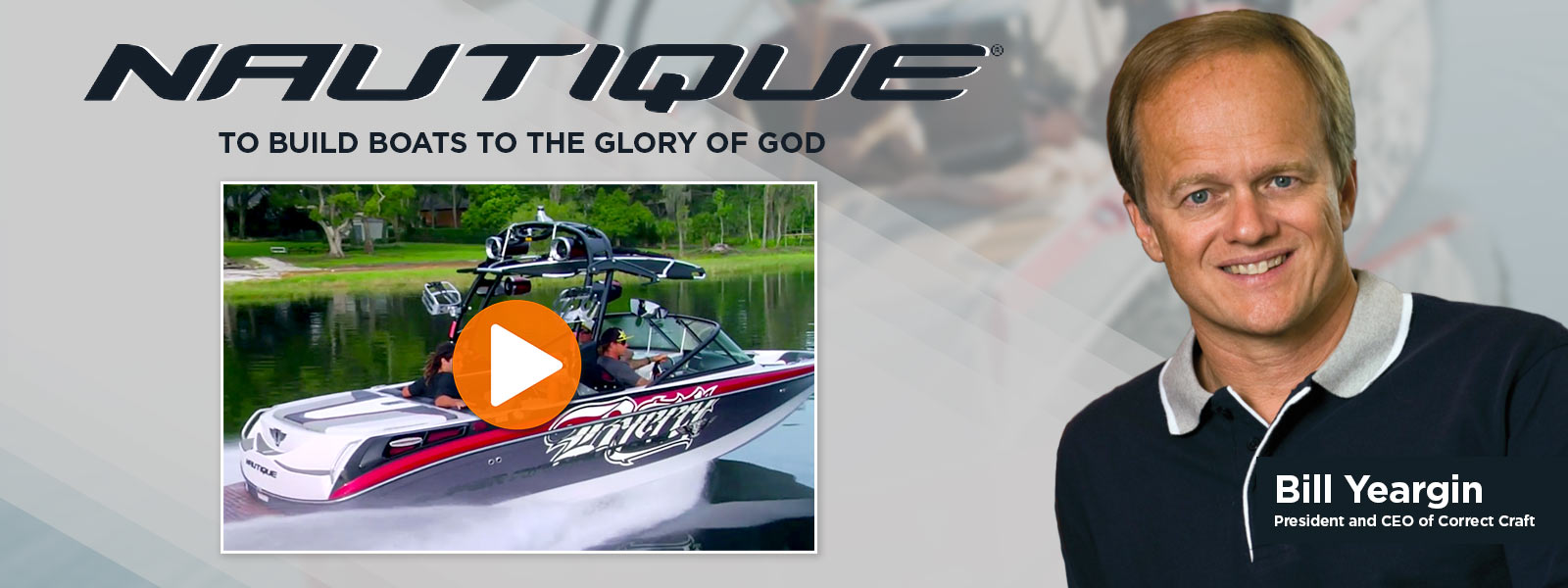 Nautique: Building Boats for the Glory of God