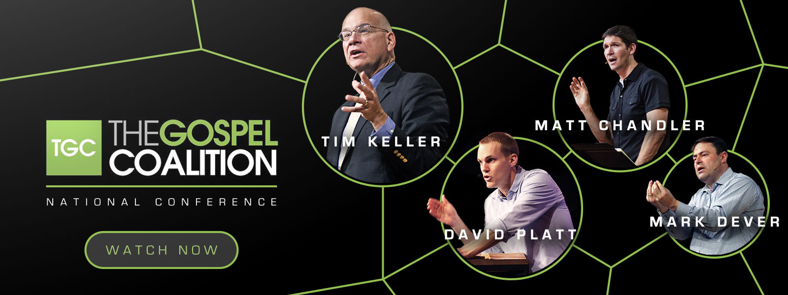 THE GOSPEL COALITION CONFERENCE
