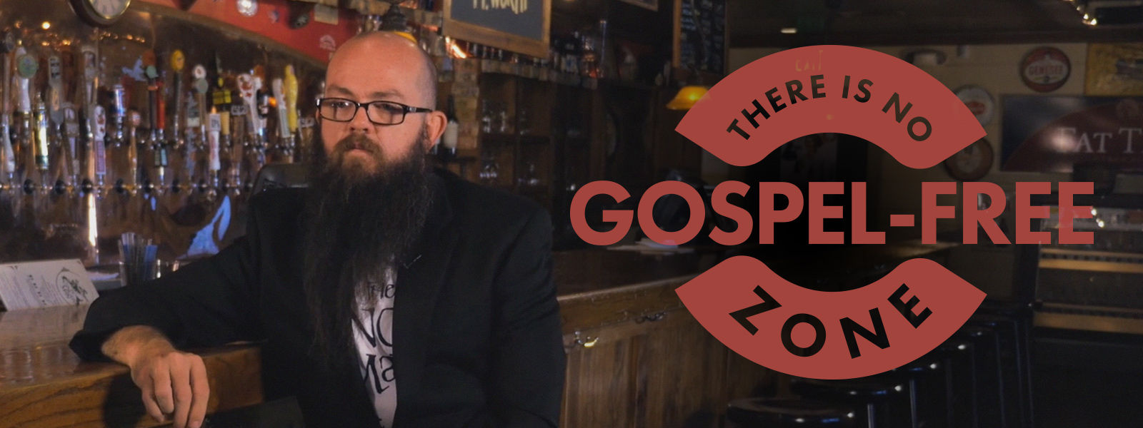 There Is No Gospel-Free Zone