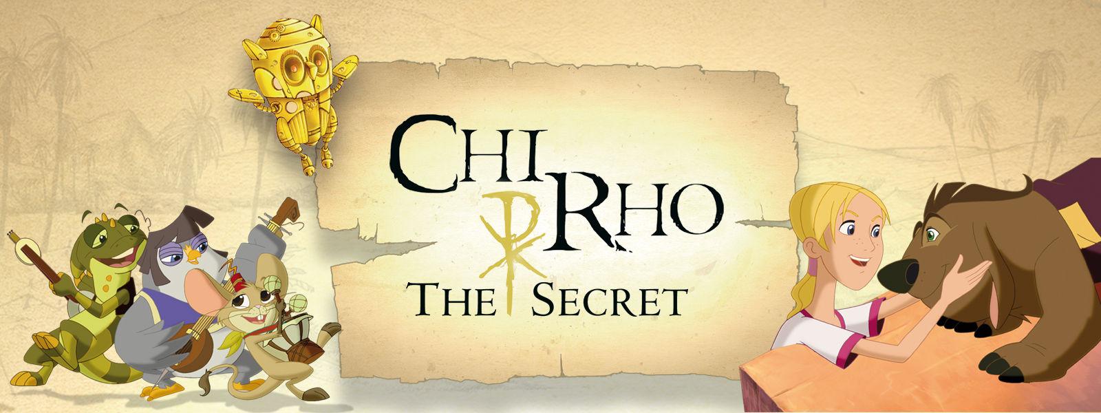 Chi-Rho: The Secret