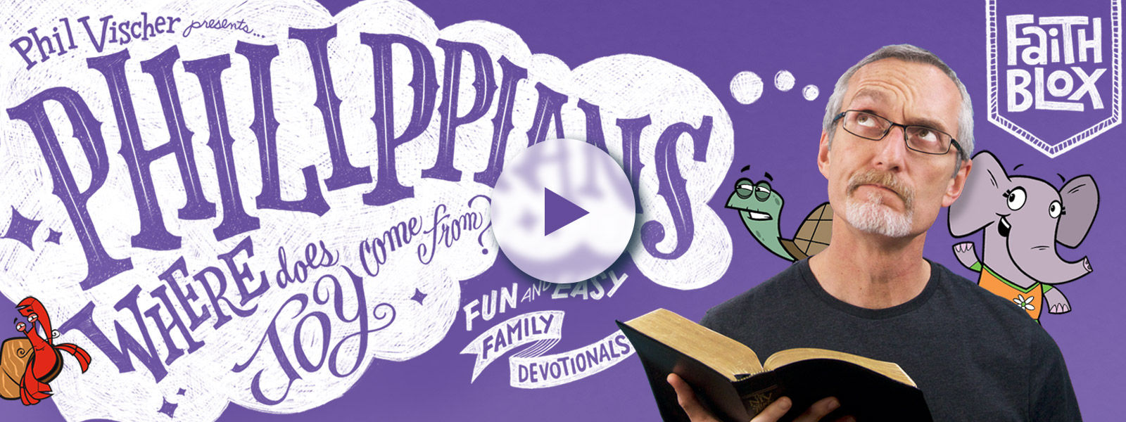 PHILIPPIANS – WHERE DOES JOY COME FROM?