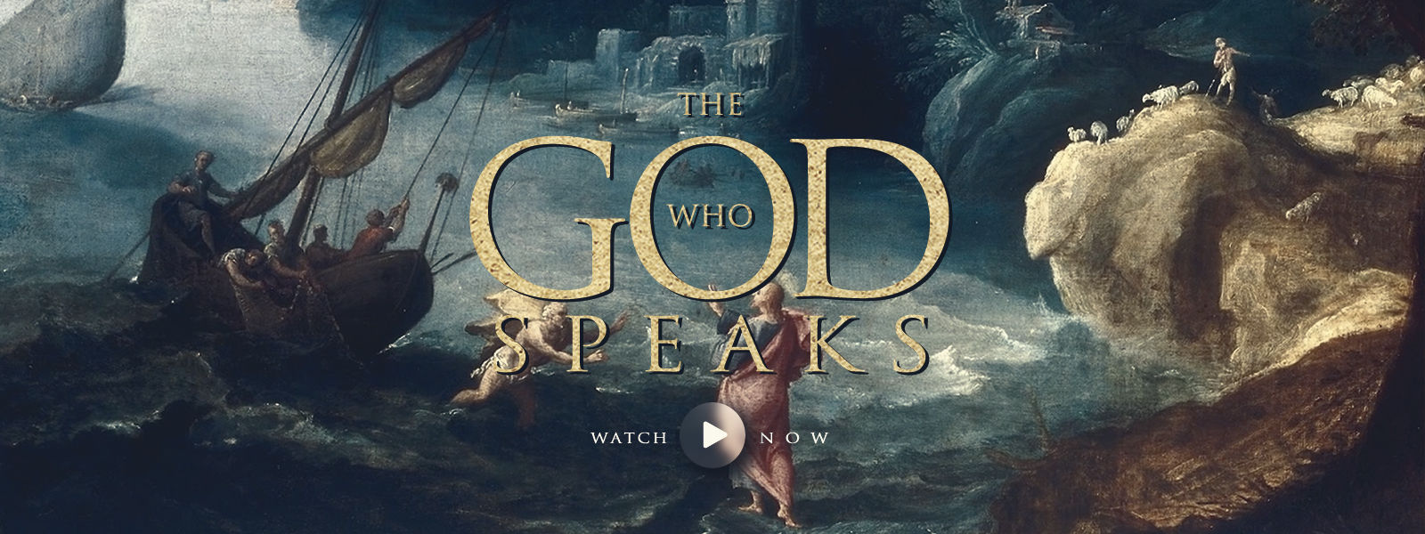 The God Who Speaks