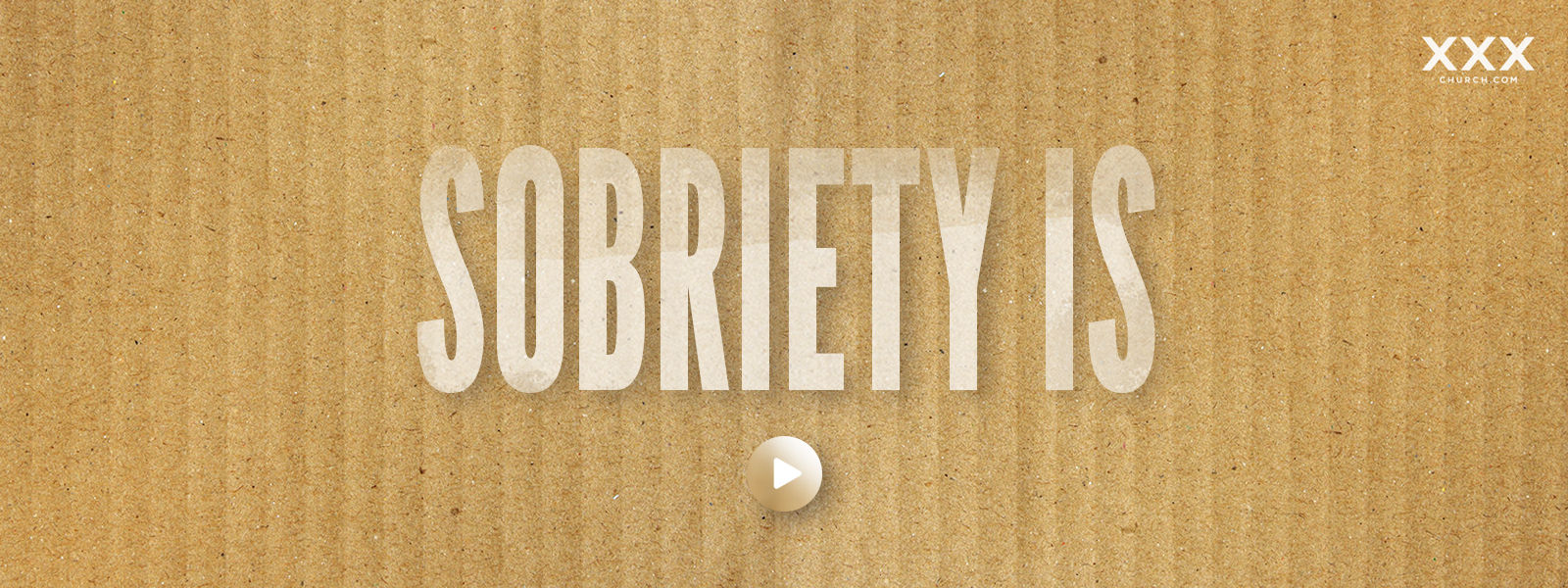 Sobriety Is