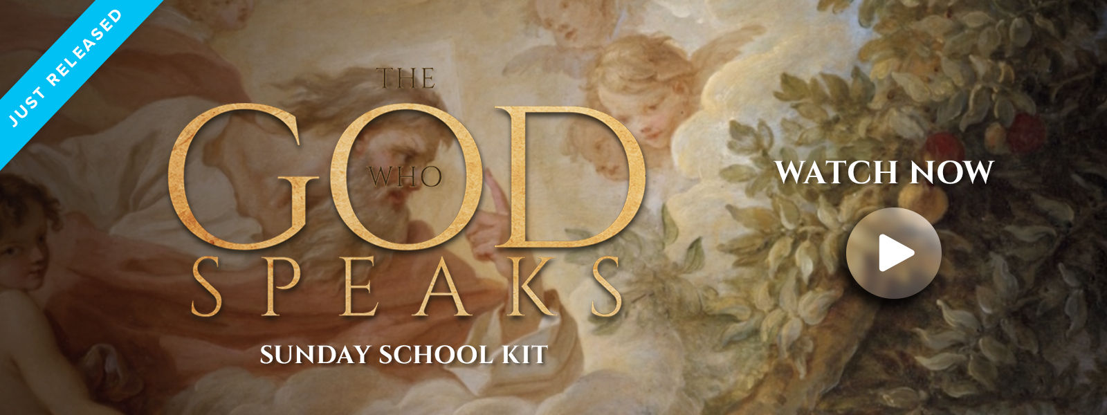 The God Who Speaks - Small Group Curriculum