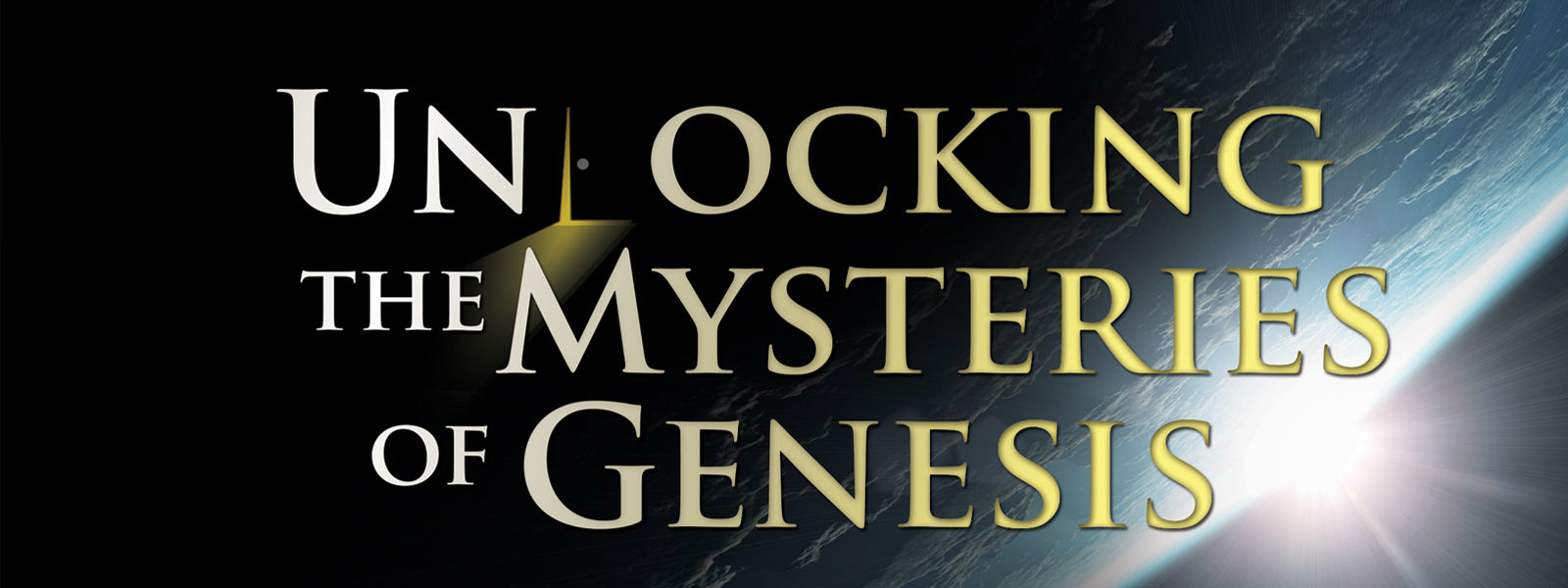 Unlocking the Mysteries of Genesis