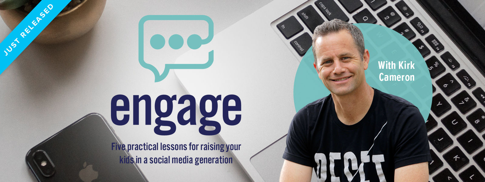 Engage with Kirk Cameron