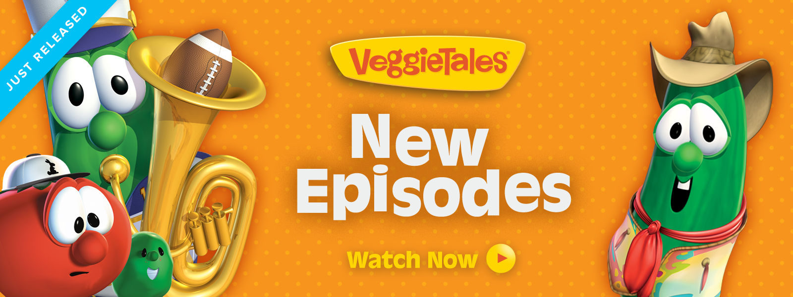 VeggieTales New Episodes
