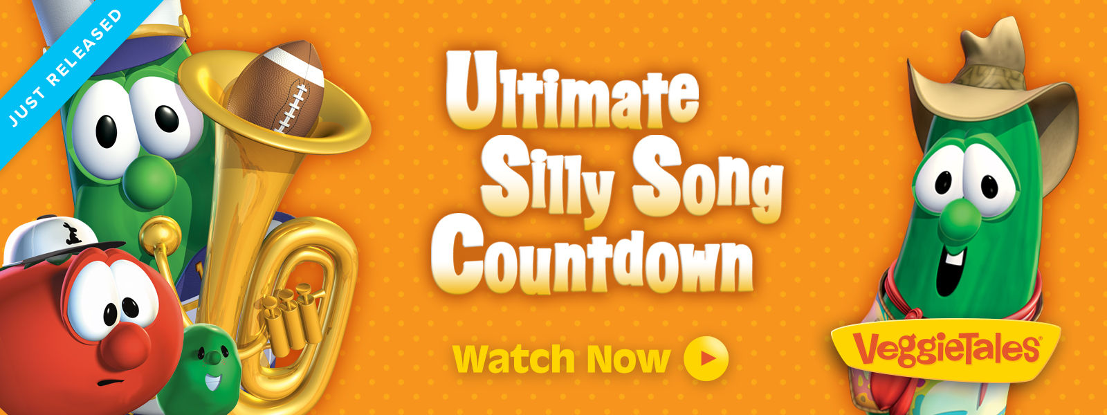 VeggieTales: Silly Songs