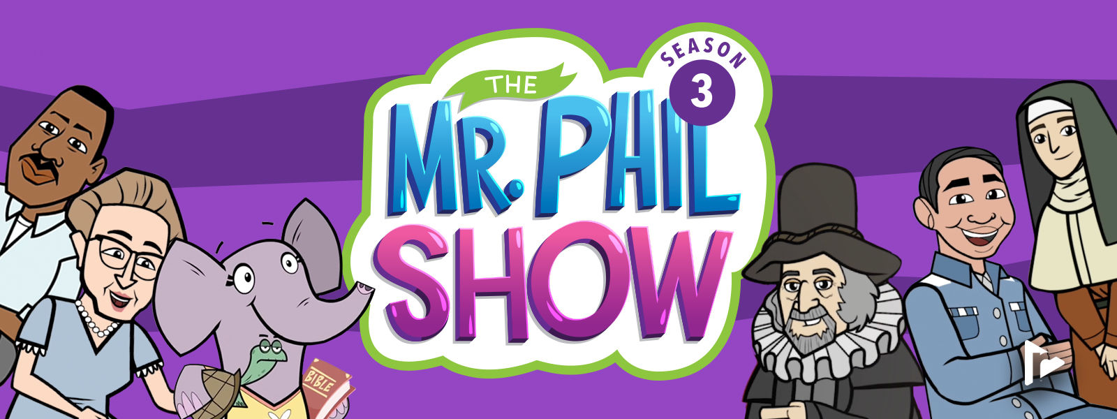 The Mr. Phil Show - Season 3