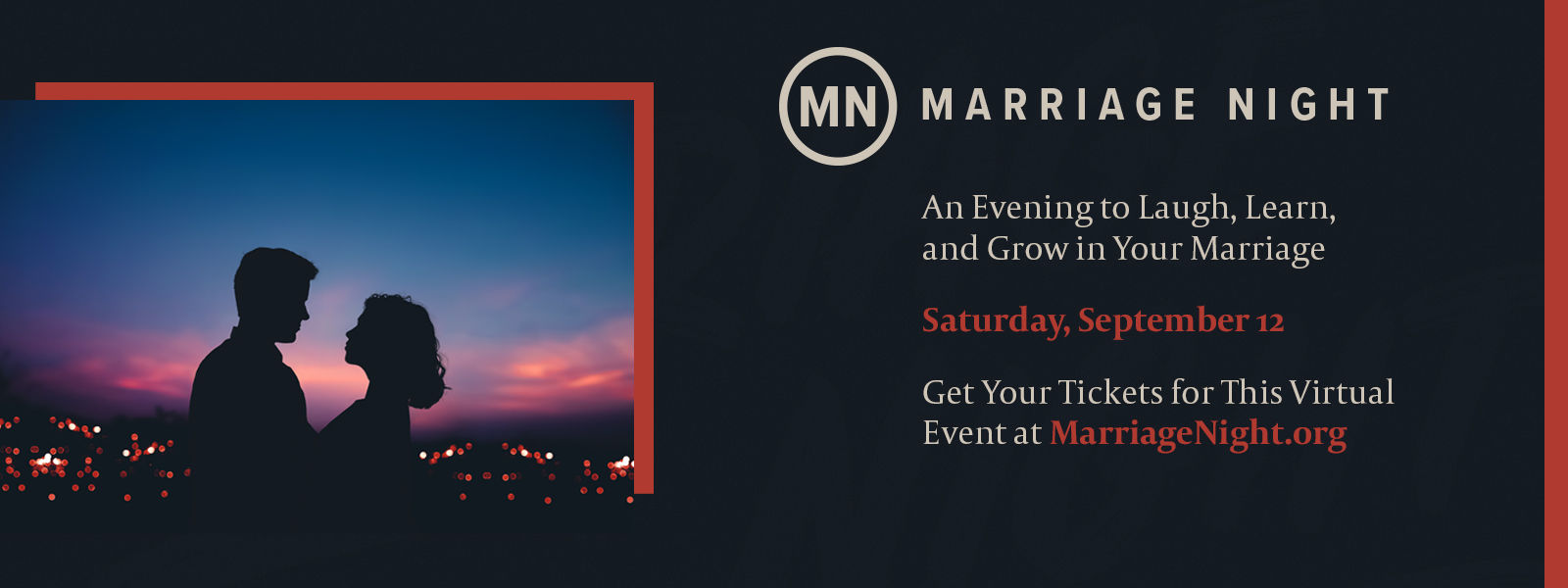 Marriage Night 2020 Event