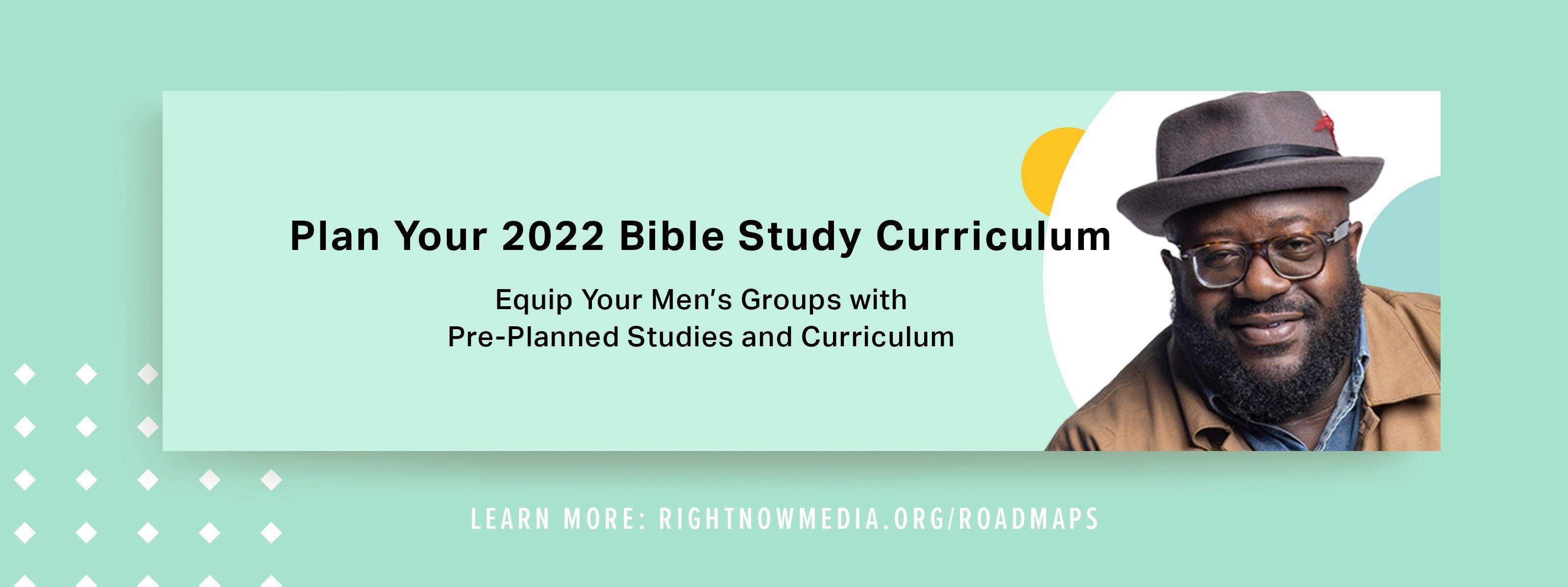 Men's Bible Study Roadmap