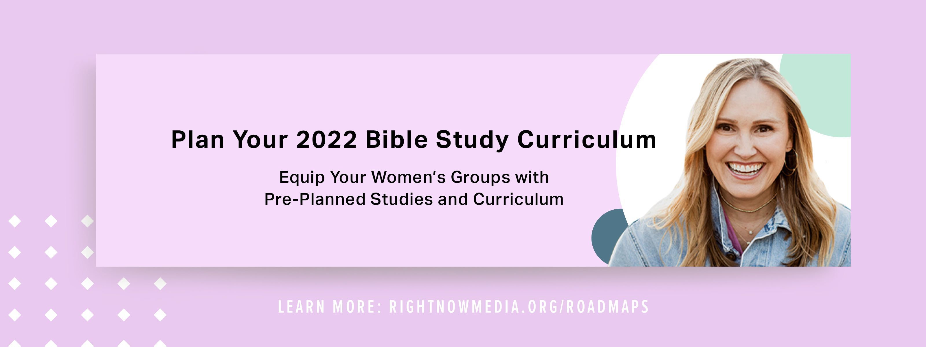 Women's Bible Study Roadmap