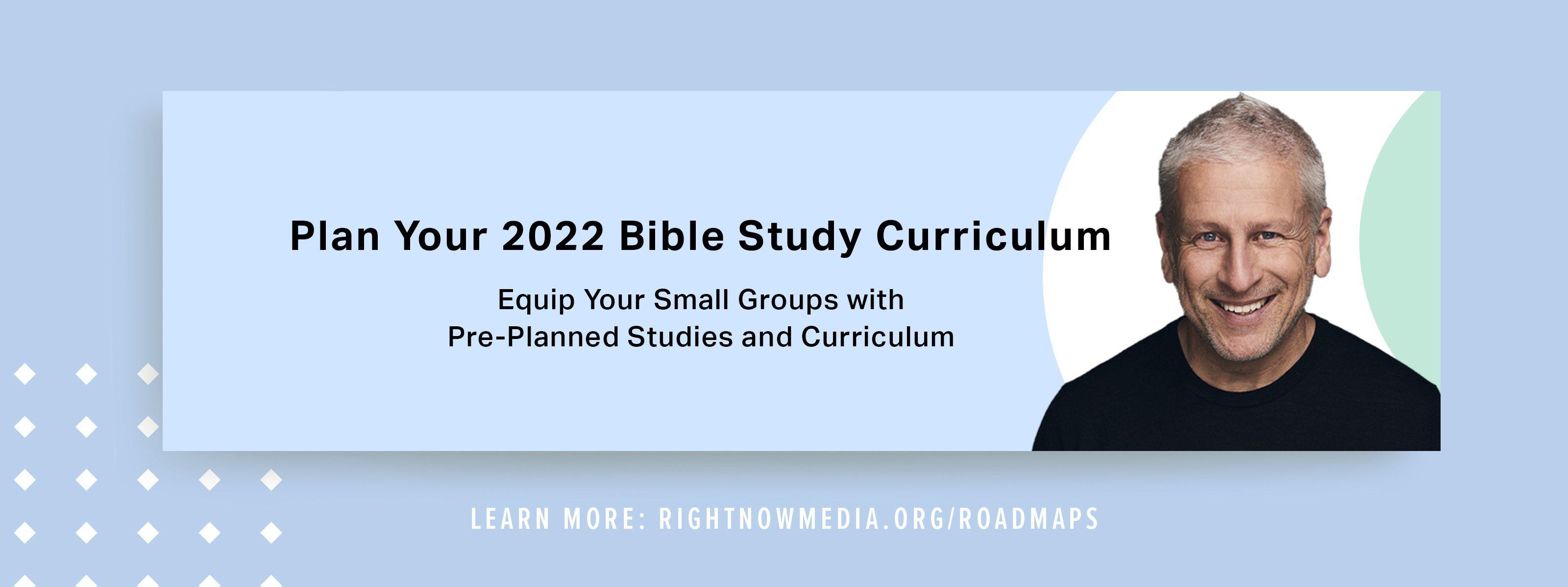 Small Group Bible Study Roadmap