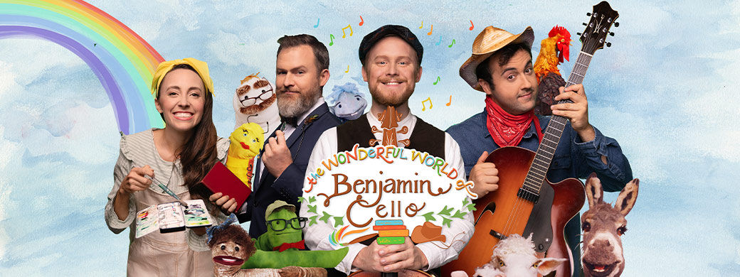 The Wonderful World of Benjamin Cello