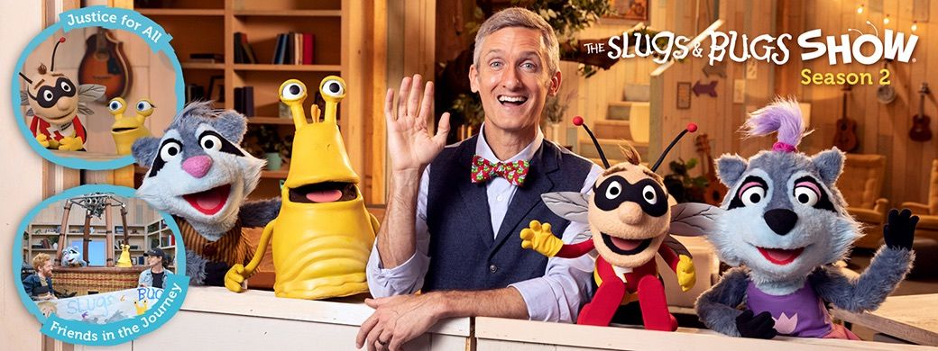 The Slugs & Bugs Show Season 2