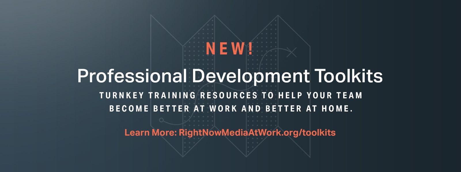 Professional Development Toolkits