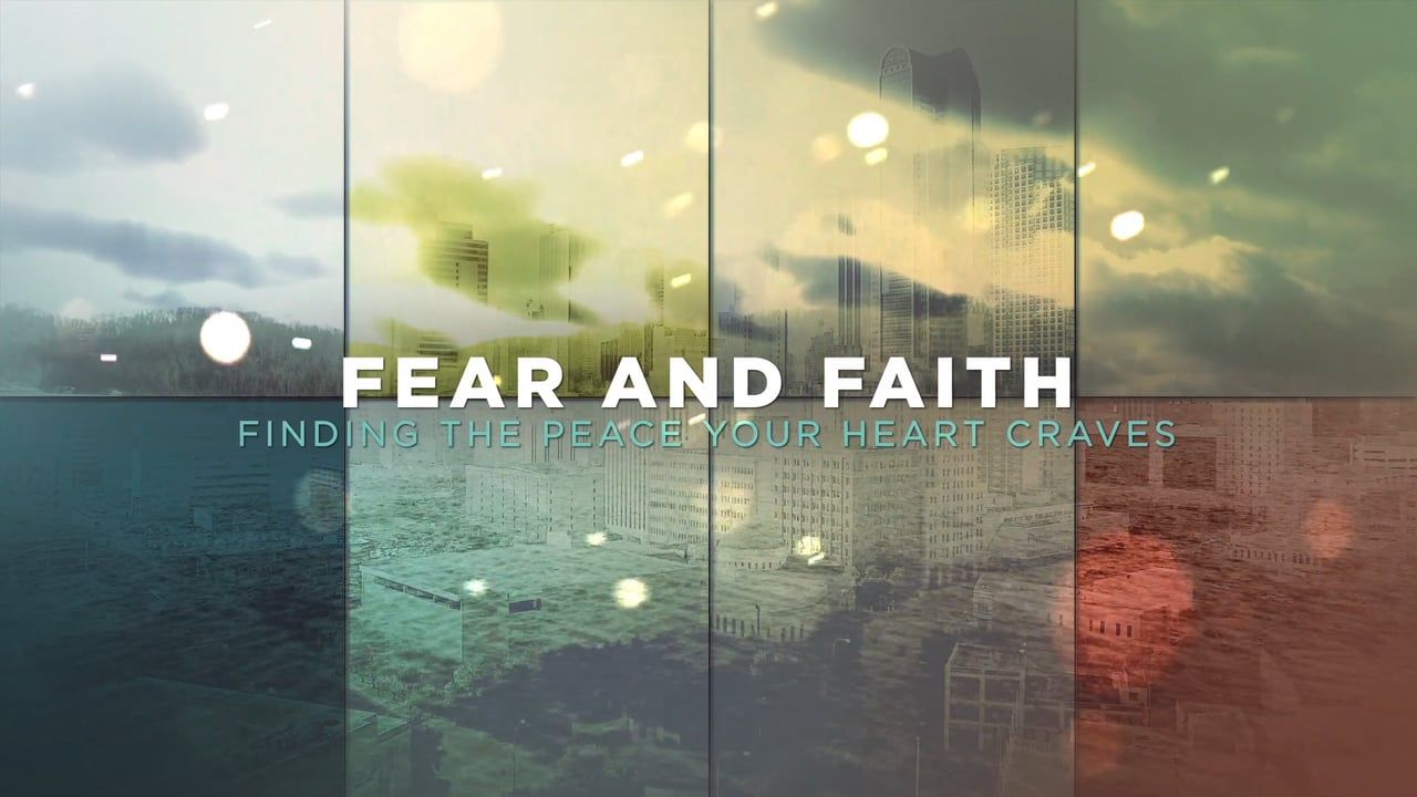 "Leading ""Fear and Faith"" Bible Study featuring Trillia Newbell"