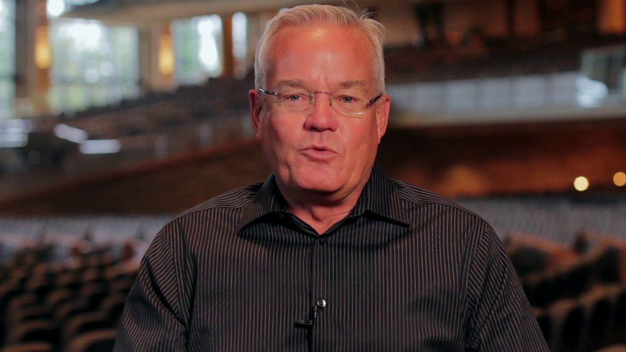 Just 3 Questions about Leadership with Bill Hybels