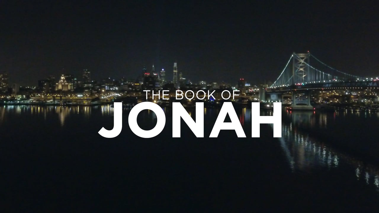 "Leading ""The Book of Jonah"" Bible Study  Featuring Eric Mason"