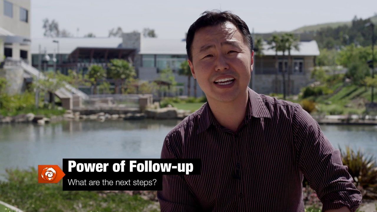The Power of Follow-up